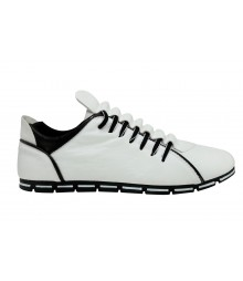Vostro Men Casual Shoes Razor White VCS0039
